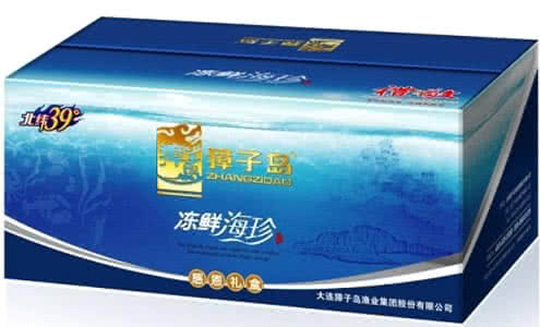 """獐子岛""""感恩系列""""海鲜大礼包(698元)"""