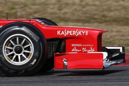 丑的没话说的2014年F1赛车